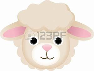 Sheep Face Clipart - Clipart Suggest