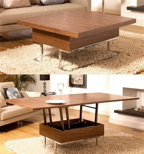 desk converts to dining table coffee table that converts to dining table