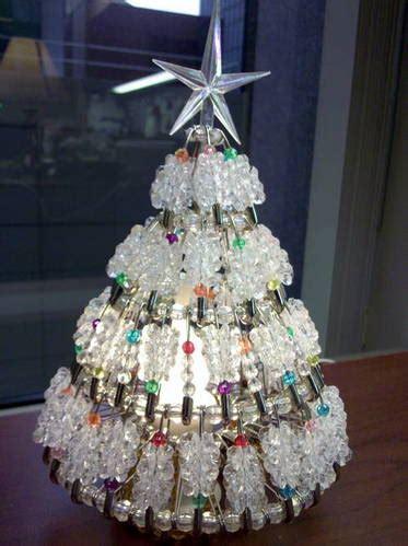 beaded christmas tree pattern  patterns