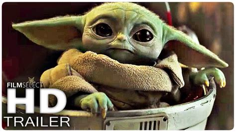 The new Mandalorian trailer has dropped for season 2 ...