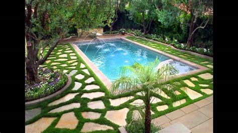 Fascinating Small Garden Pool Design Ideas