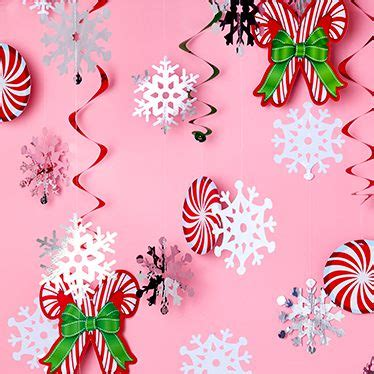 christmas party supplies decorations woodies party