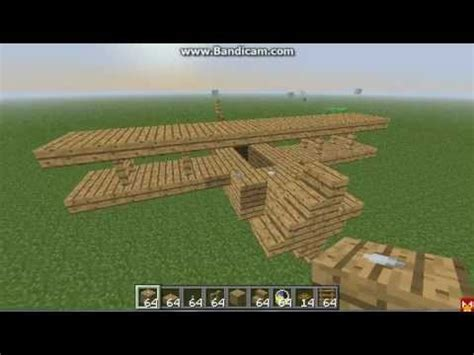 Minecraft Boat Plane by Airplane In Minecraft And A Boat That Actualy Flys And