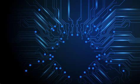 circuit board background wallpapersafari