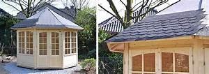 Verlegung Von Bitumenschindeln : der gartenpavillon emma eine aufbaugeschichte fotostory ~ Articles-book.com Haus und Dekorationen