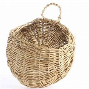 Small wall wicker basket baskets buckets boxes