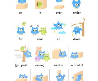 prepositions  place theory