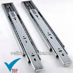 furniture full extension bottom mount drawer slides l 1045