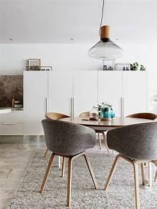 Table Et Chaises Scandinave : chaise de table scandinave sofag ~ Teatrodelosmanantiales.com Idées de Décoration