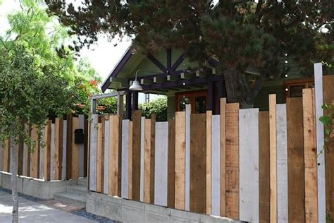 Reclaimed Wood Fencing