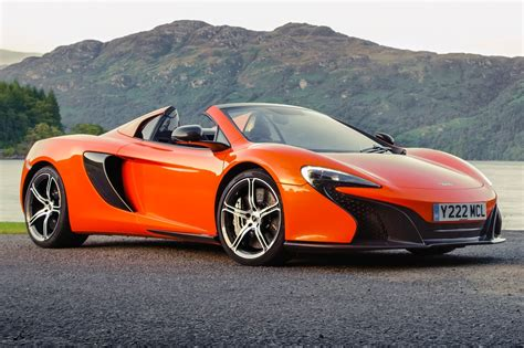 Used 2015 Mclaren 650s Spider For Sale