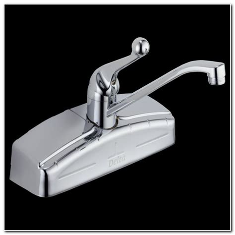delta wall mount kitchen faucet delta wall mount service sink faucet sink and faucet home decorating ideas we4e8pyxl1