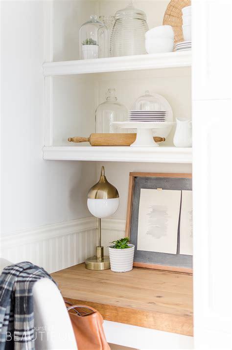 diy desk with storage diy floating desk with storage tutorial a burst of