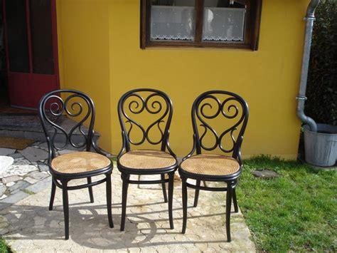 chaises n 176 4 thonet d 233 ja vendu