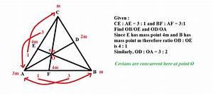 Mass Point Geometry Explored | Lagom