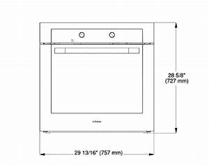 Miele H6281bp 30 Inch Single Wall Oven   In Clean Touch