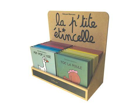 Comptoir Livre by Pr 233 Sentoir De Comptoir En Bois Fabricant Fran 231 Ais De Plv