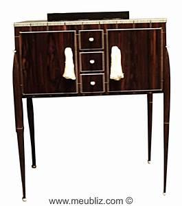 Meuble Vide Poche : petit cabinet haut par jacques mile ruhlmann meuble design ~ Teatrodelosmanantiales.com Idées de Décoration