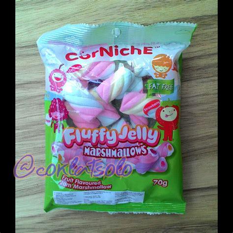 solo ethnic coklat marshmallow corniche halal