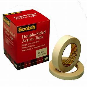 Scotch Double Face : scotch scotch ds2533 double sided tape staples ~ Melissatoandfro.com Idées de Décoration