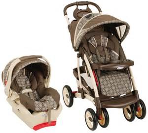 Graco Baby Car Seat Stroller Combo