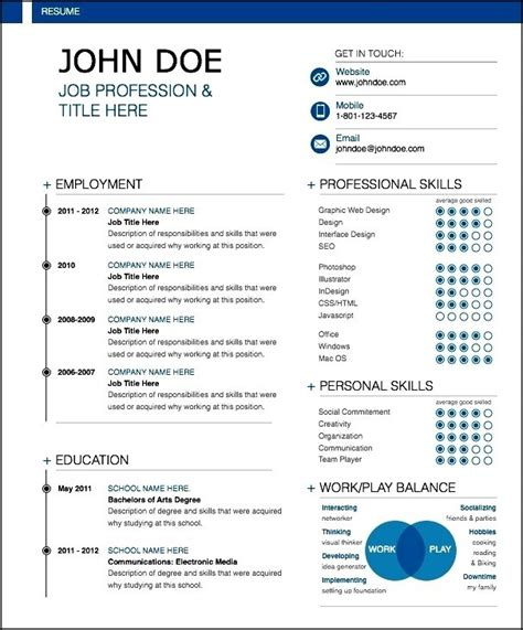 11931 modern resume template exle of modern resume exles of resumes