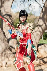 Chillout :: Warring Kingdoms Nidalee cosplay