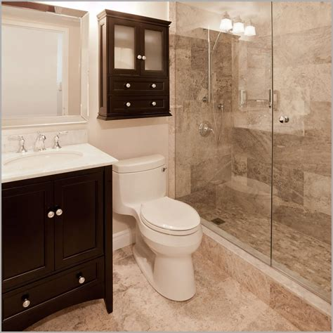 Small Bathroom With Walk In Shower Designs  Modern Home