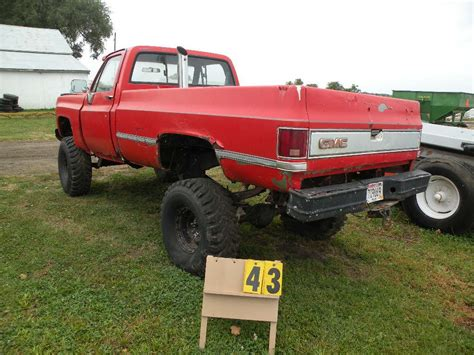 1978 Chevrolet Truck by 1978 Chevrolet Mud Truck 4x4 1 2 Ton Axles Small Block