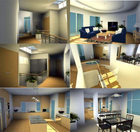 gambar interior desain interior minimalis modern idaman