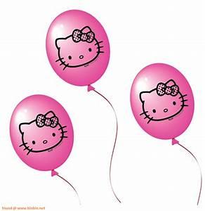 Hello Kitty Balloon Wallpaper