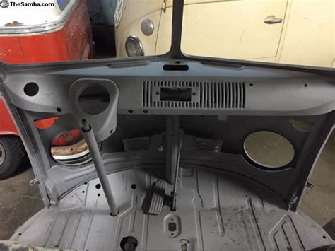 Partially Complete 1966 Volkswagen 21 Window