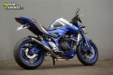 Modifikasi Mt 25 by 4 Ide Dan Konsep Kumpulan Modifikasi Yamaha Mt 25 Terbaru