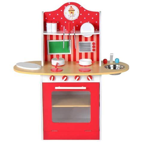 cuisine dinette helloshop26 dinette cuisine dinette cuisinière en bois pour enfants