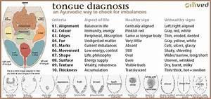 Tongue Chart Ayurveda The 3 Minute Ayurvedic Secret To Health And Longevity