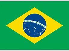 Brazil's Flag GraphicMapscom
