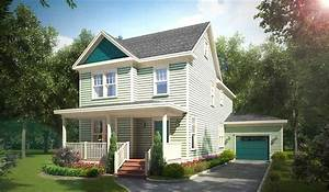 Simple, Rectangular, House, Plans