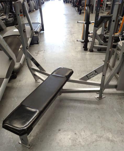 Hammer Strength Flat Bench Press, Sale $795! Cheap Hammer
