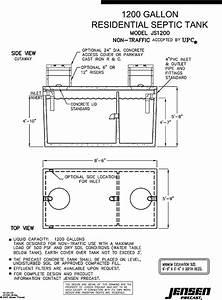 Jensen Precast - Septic  U0026 Wastewater Systems
