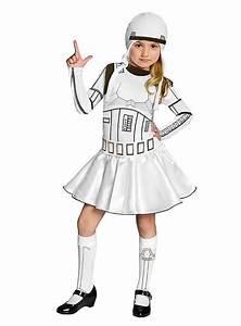 Kinderkostüm Star Wars : star wars stormtrooper m dchen kinderkost m ~ Frokenaadalensverden.com Haus und Dekorationen