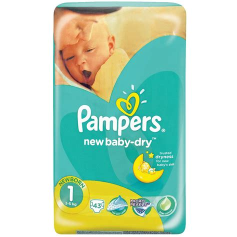 pers new baby 43 nappies size 1 value pack buy in south africa takealot