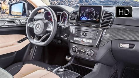 2016 Mercedes-benz Gle 450 Amg 4matic Coupe Interior