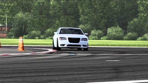 Top Gear Chrysler 300 2012 chrysler 300 srt8 top gear track