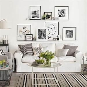 Ideen Für Familienfotos : 1001 ideen f r bilderleiste dekorieren f r fr hliches ambiente bilder an die wand bild ~ Watch28wear.com Haus und Dekorationen