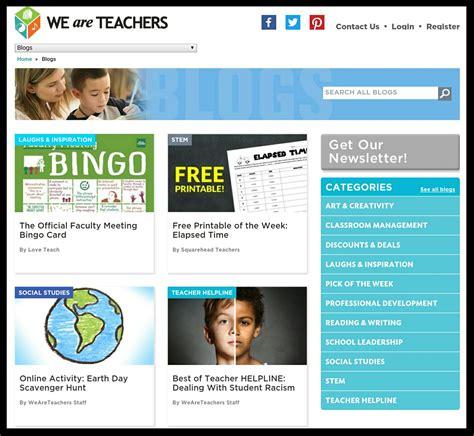 excellent educational blogs  follow edtech  beginners