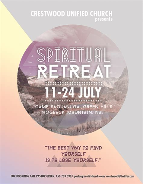 free church flyer templates photoshop free spiritual religious photoshop flyer templates on behance
