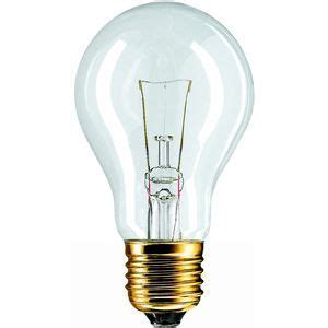 philips 90225 le 224 incandescence tr 232 s bas voltage finition clear 75w