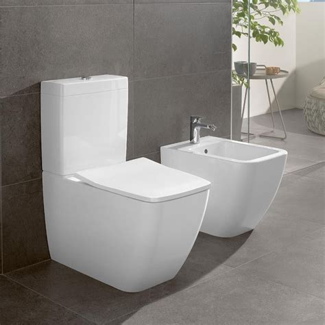 venticello toilet suite by villeroy boch just bathroomware