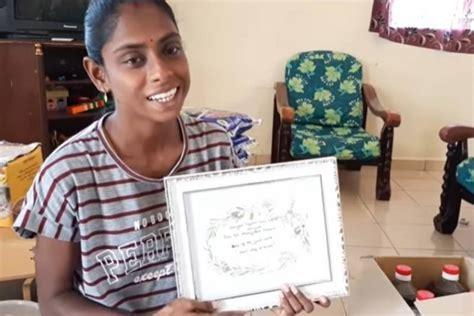 Malaysian YouTube sensation Sugu Pavithra receives ...
