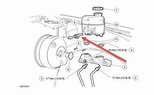 Ford Ranger Brake System Diagram
